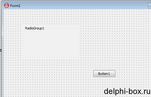 пример программы «Закон Ома» в Delphi